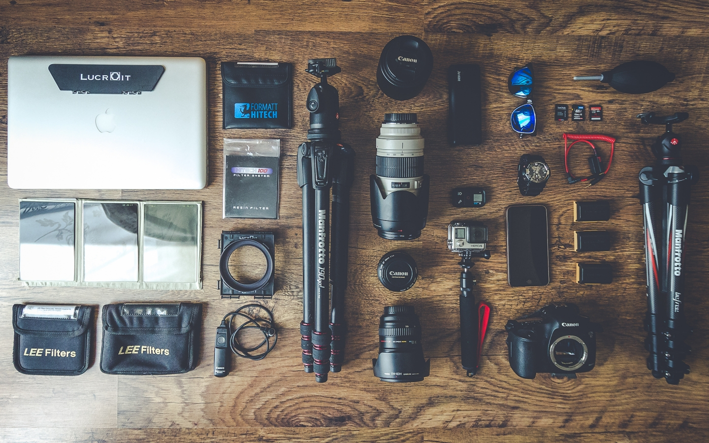 Camera Kit For Preset Shop 1440x900 Whats in my Bag | Sean Byrne