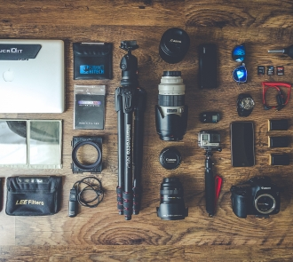 Camera Kit For Preset Shop 330x295 Whats in my Bag | Sean Byrne