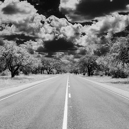 Preset Shop Effects04 Simulating Infrared photography in Lightroom