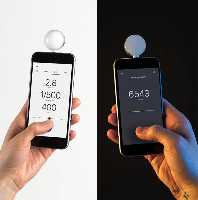 lumu original Lumu Power lets your iPhone double as a powerful light meter